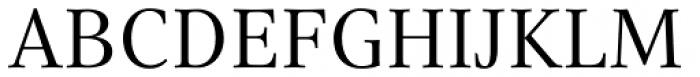 Compatil Text Pro Regular Font UPPERCASE
