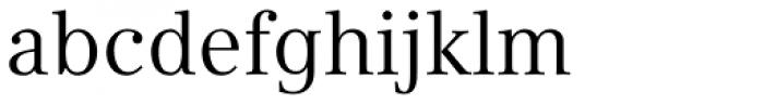 Compatil Text Pro Regular Font LOWERCASE