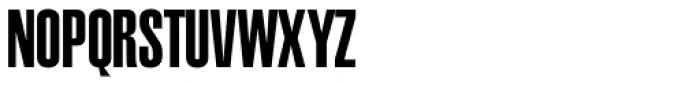 Compilation Grotesk Regular Font UPPERCASE