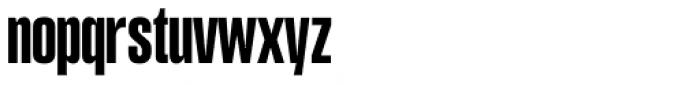Compilation Grotesk Regular Font LOWERCASE
