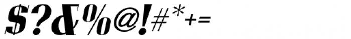 Composer Oblique JNL Font OTHER CHARS