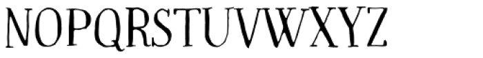 Compotes Espresso Font UPPERCASE