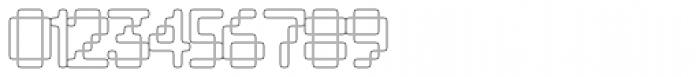 Compunabula Thin Font OTHER CHARS