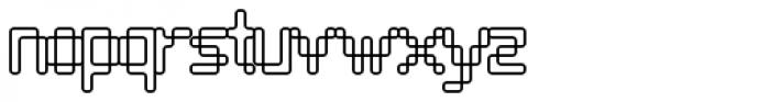 Compunabula Font LOWERCASE