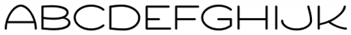 Compur Light Font UPPERCASE