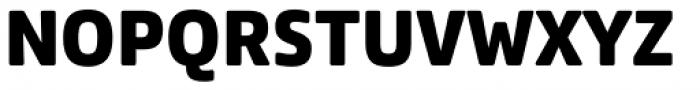 Comspot Black Font UPPERCASE