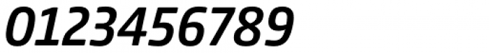 Comspot Medium Italic Font OTHER CHARS