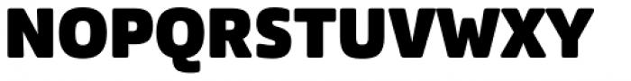 Comspot Ultra Font UPPERCASE
