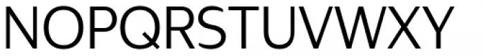 Concasse Light Font UPPERCASE
