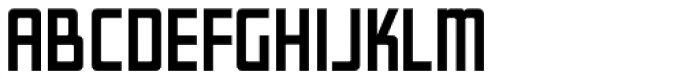 Concert Series JNL Font LOWERCASE