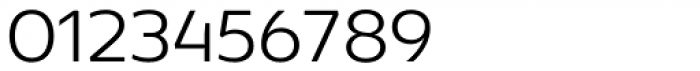 Concord ExtraLight Font OTHER CHARS