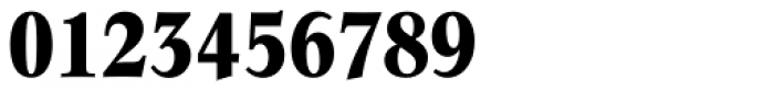 Concorde BE Bold Condensed Font OTHER CHARS