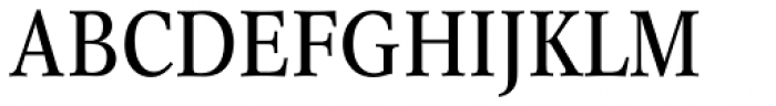 Concorde BE Condensed Font UPPERCASE