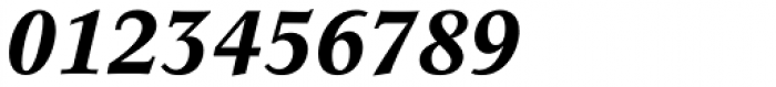 Concorde BE Medium Italic Font OTHER CHARS