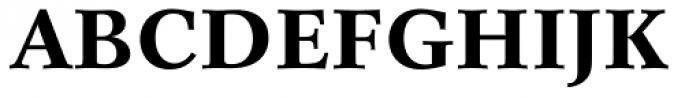Concorde BE Medium Font UPPERCASE