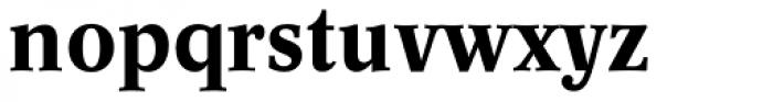 Concorde BE Medium Font LOWERCASE