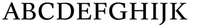 Concorde BQ Regular Font UPPERCASE