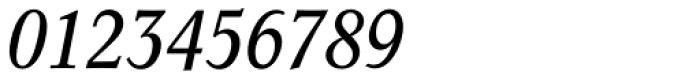 Concorde Nova Italic Font OTHER CHARS