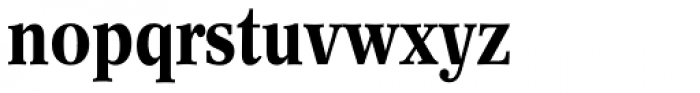 Concorde Nova Medium Font LOWERCASE