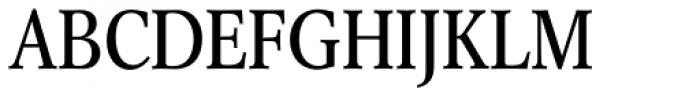 Concorde Nova Pro Regular Font UPPERCASE