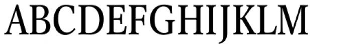 Concorde Nova Regular Font UPPERCASE