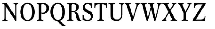 Concorde Pro Cond Font UPPERCASE
