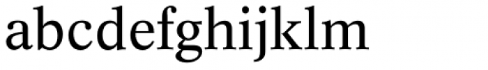 Concorde Pro Regular Font LOWERCASE