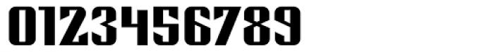Concrete Regular Font OTHER CHARS