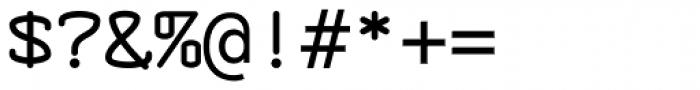 Concursico Mono BTN Font OTHER CHARS