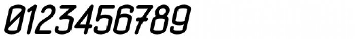 Concurso Moderne BTN Bold Oblique Font OTHER CHARS