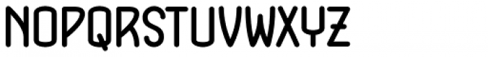 Concurso Moderne BTN Bold Font UPPERCASE