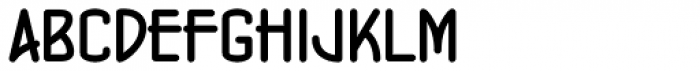 Concurso Moderne BTN Bold Font LOWERCASE
