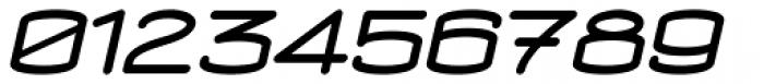 Concurso Moderne BTN Wide Oblique Font OTHER CHARS