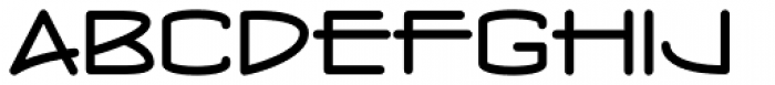 Concurso Moderne BTN Wide Font UPPERCASE