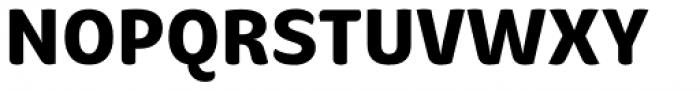 Condell Bio Bold Font UPPERCASE