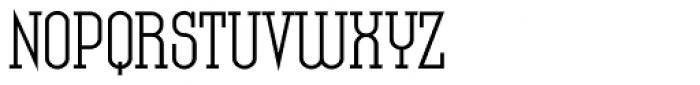 Condo One Font UPPERCASE