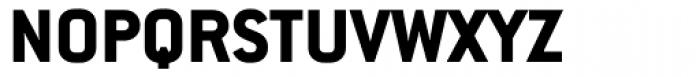 Conduit ExtraBold Font UPPERCASE