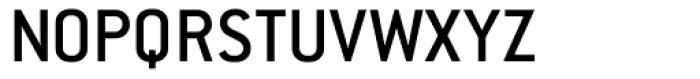 Conduit Medium Font UPPERCASE