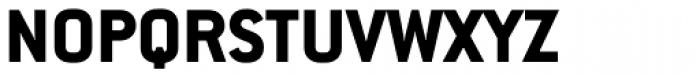 Conduit Std ExtraBold Font UPPERCASE