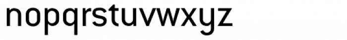 Conduit Font LOWERCASE