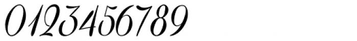 Coneria Script Medium Font OTHER CHARS