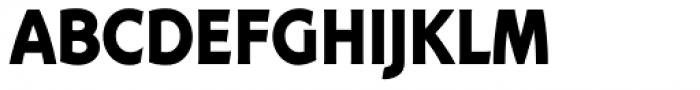 Conference Regular Font UPPERCASE