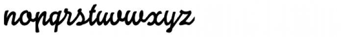 Confetti Regular Font LOWERCASE