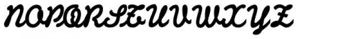 Confetti TP Bold Font UPPERCASE