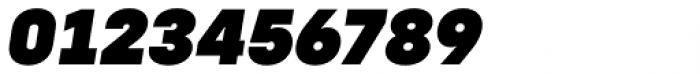Config Alt Black Italic Font OTHER CHARS