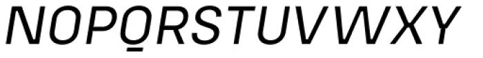 Config Alt Italic Font UPPERCASE