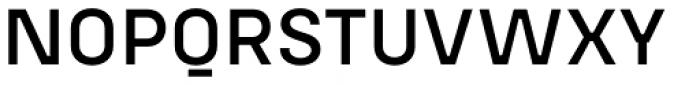 Config Alt Medium Font UPPERCASE