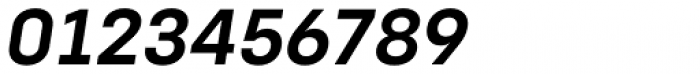 Config Alt Semi Bold Italic Font OTHER CHARS