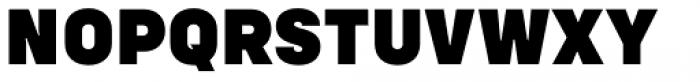 Config Black Font UPPERCASE