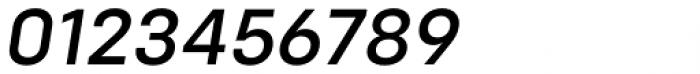 Config Medium Italic Font OTHER CHARS